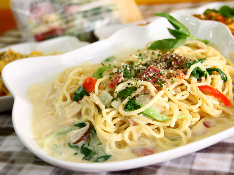 宅配美食‧義思義式義大利麵